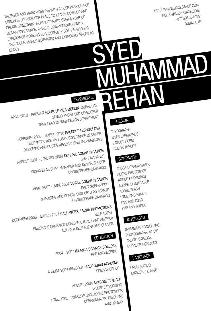 graphic artist summary resume