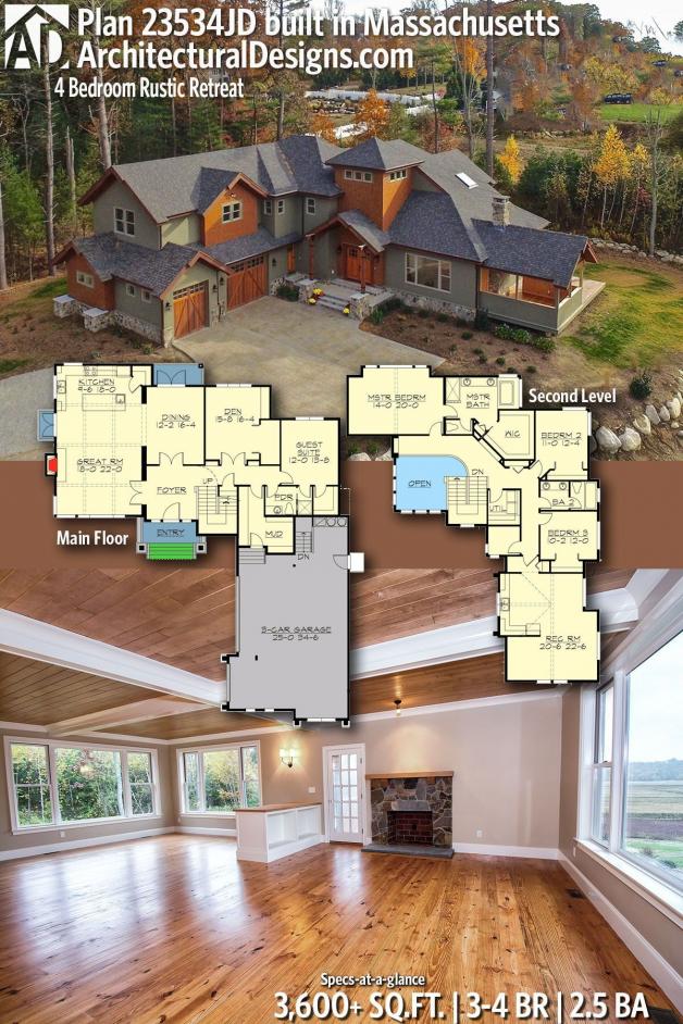 Pin en house build