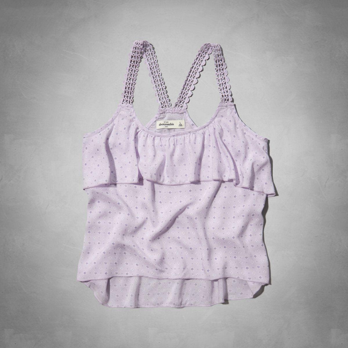 girls tops   abercrombiekids.com   Girls fashion tops ...