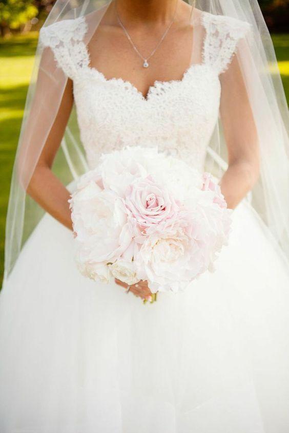 Featured Photographer: Melissa Robotti Photography; Wedding dress idea.