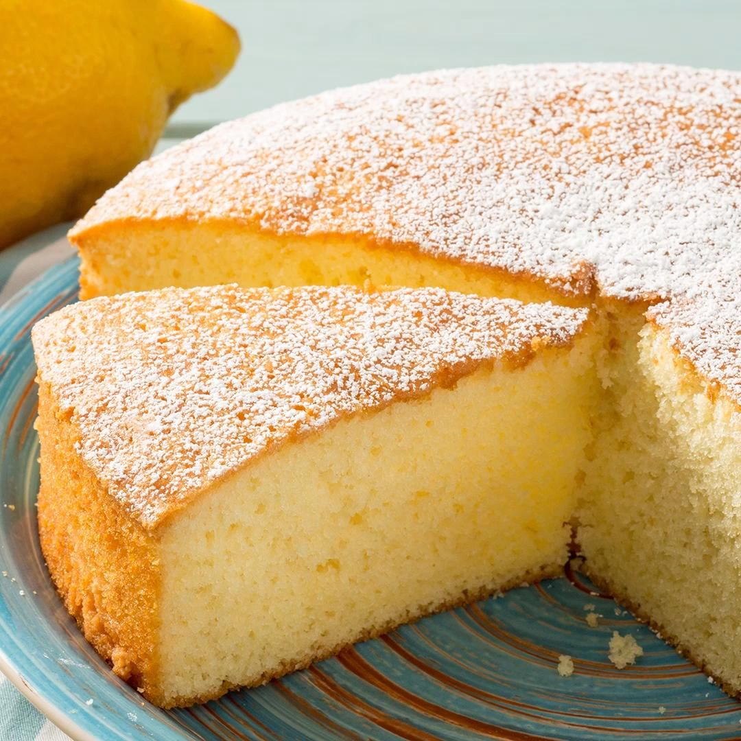 Photo of SOFT CAKE WITH LEMON