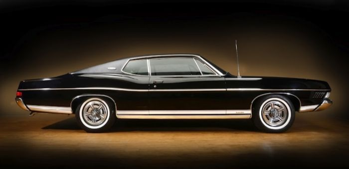 Two things about this 1968 Ford Galaxie 500XL for sale on Hemmings