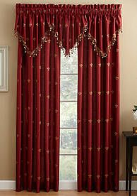 Croscill Bastille Window Collection Online Only Belk Com