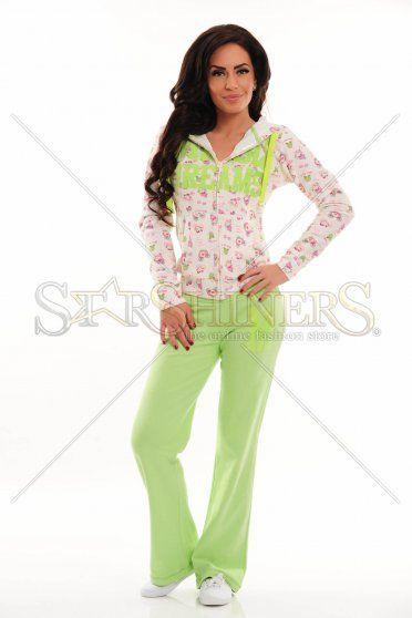 Pijama MissQ My Fantasy Green