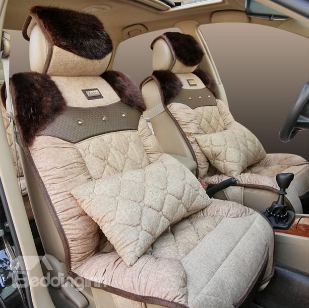 New Arrival High Quality Deluxe Super Soft Warm Seat Covers