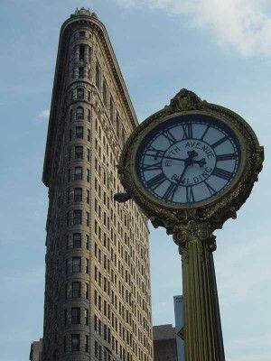 nueva york grandes edificios