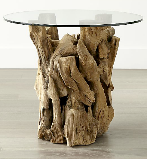 42++ Driftwood coffee table with glass top trends