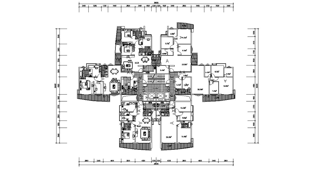 Download The Two Bedroom Floor Plan With Dimensions