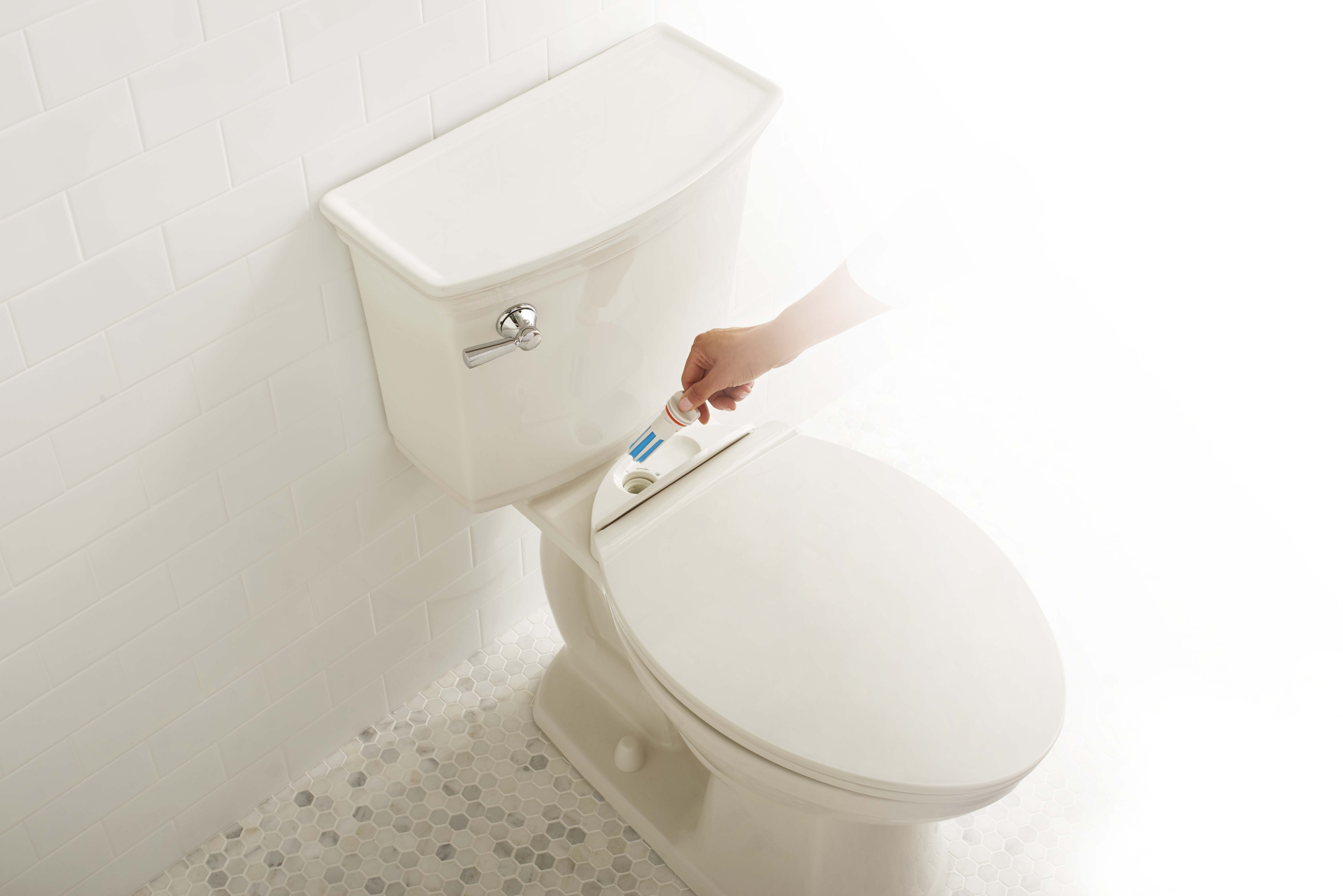 Self Cleaning Toilet Freshens With Every Flush Self Cleaning Toilet Toilet Cleaning Toilet
