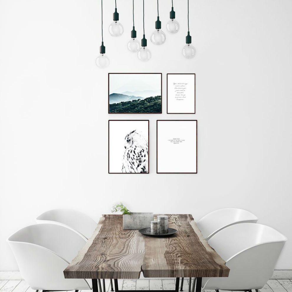 25 Scandinavian Dining Room Designs Are You Looking For Unique And Beautiful Art Photo Minimalist Dining Room Scandinavian Dining Room Dining Room Inspiration