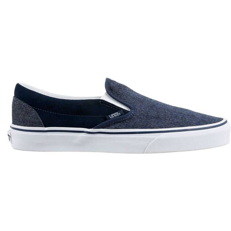 0a5264dee49e56 Vans Men s Suede Classic Slip On Shoes