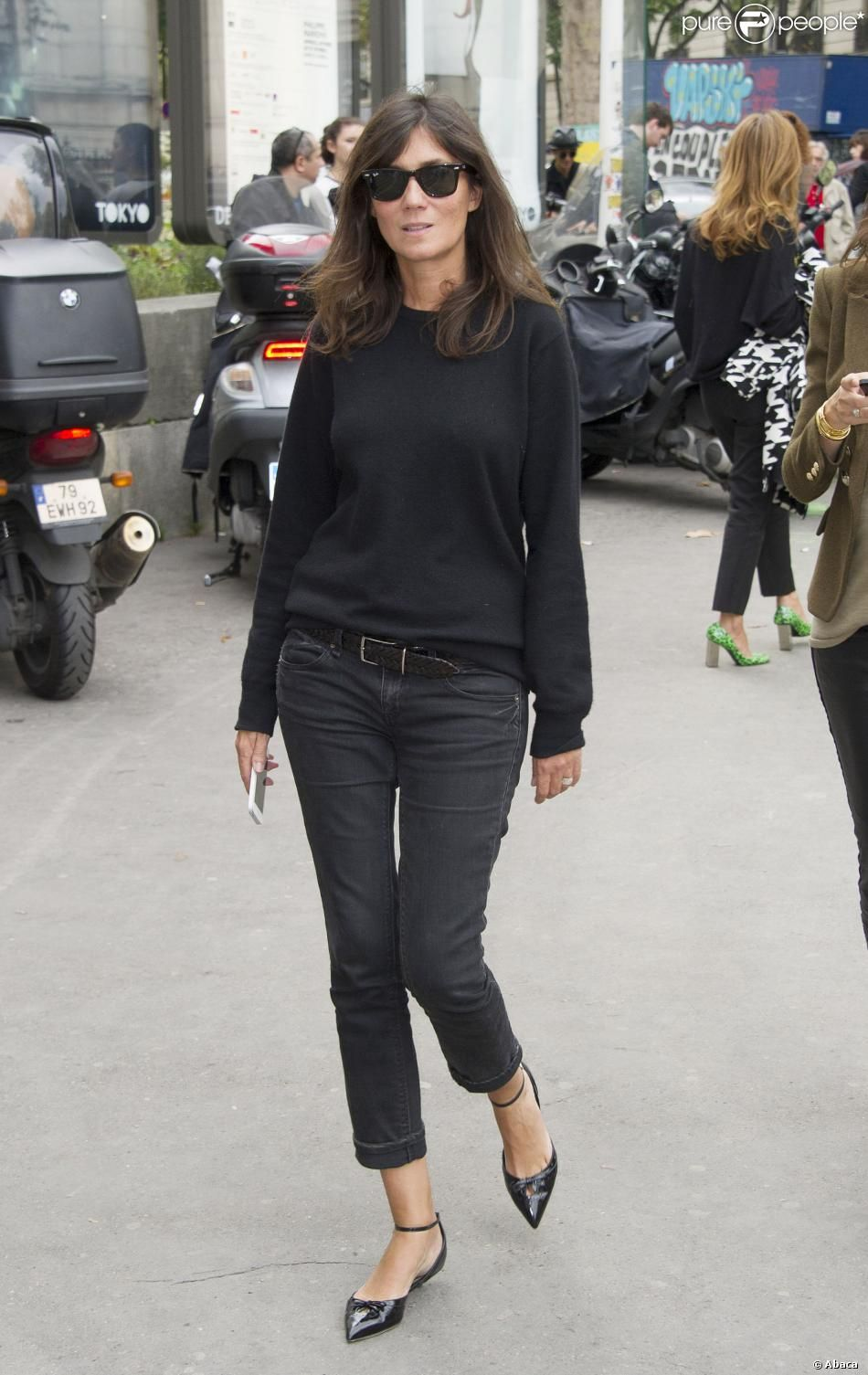 Emmanuelle Alt style