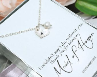 Maid Of Honour Gift Fijiwedding