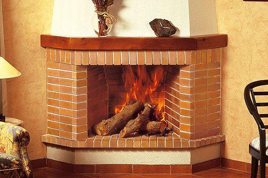 Chimeneas de ladrillo rustico http grupoonix com modelos - Ladrillos para chimeneas ...