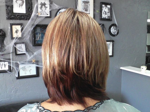 17++ Medium bob hairstyles back view info