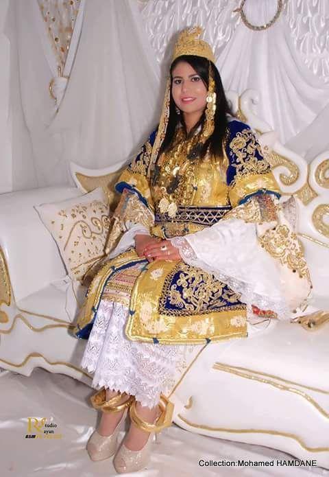 Caftan Marocain Chic 10 Robes de de Luxe à Vendre