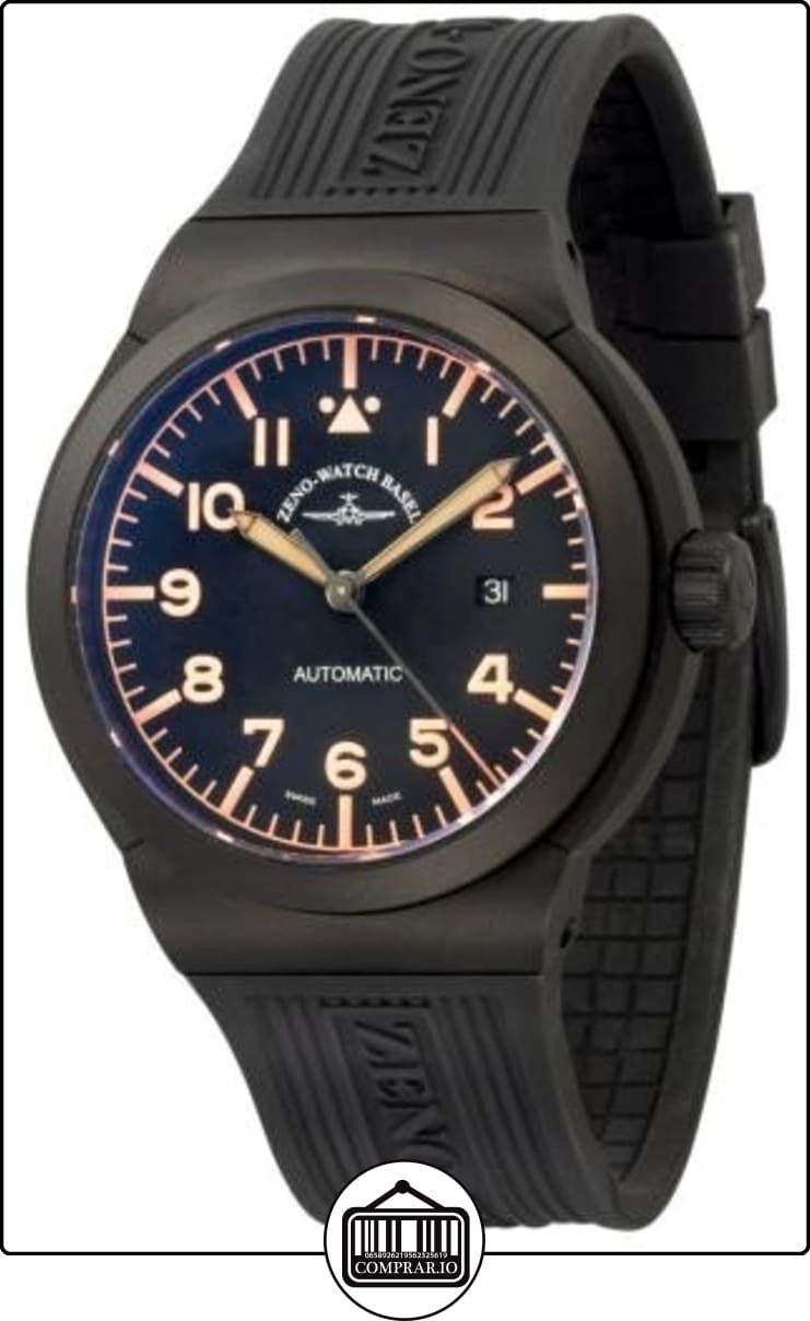 Zeno-Watch Reloj Mujer - Raid Titan Navigator black&orange - 6454N-bk-a15 de  ✿ Relojes para hombre - (Lujo) ✿