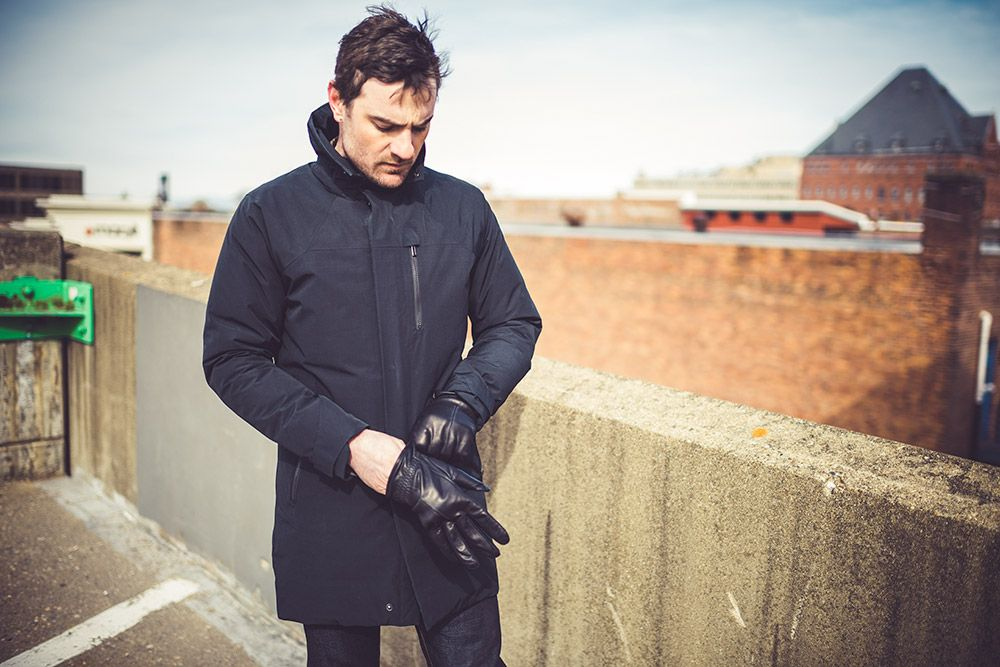 Bundle up, guys, in some @nauclothing Recycled Down - eco-friendly *and* eco-chic.