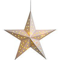 Warm White LED Star Christmas Light #HomebaseMumsnetXmas ...