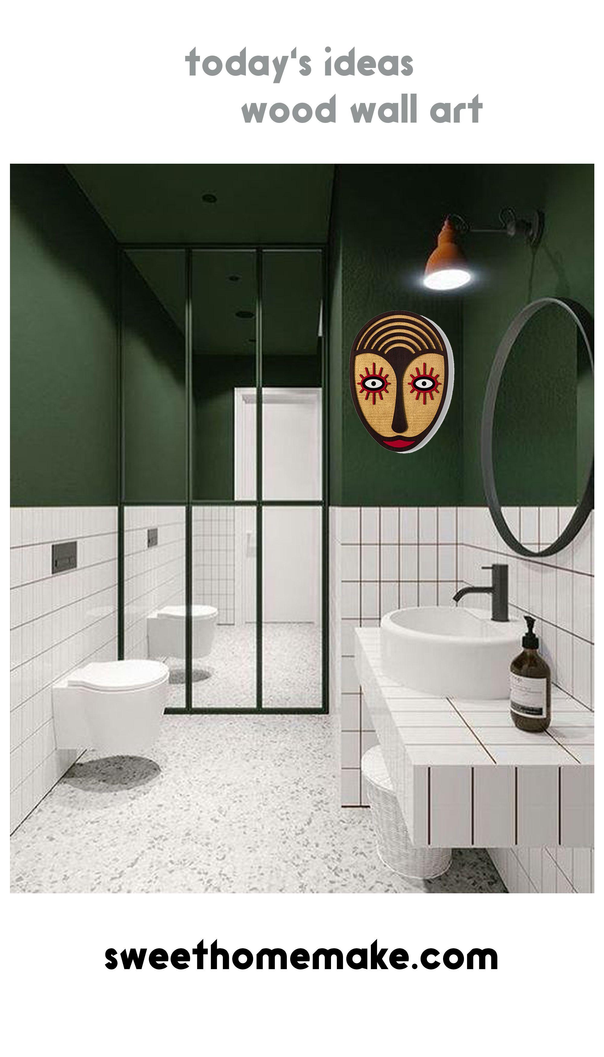 Abstract Wood Wall Art Bathroom Wall Decor At Art On Walls Todaysideas Wallart Walldecor Bathroom Wall Decor Wood Wall Art Wood Wall
