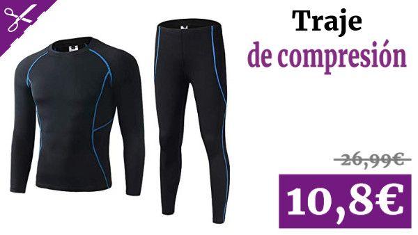SKYSPER Ropa Interior Termal Camiseta T/érmica Hombres Manga Larga Pantalones Largos para esqu/í Ciclismo,Fitness Monta/ña