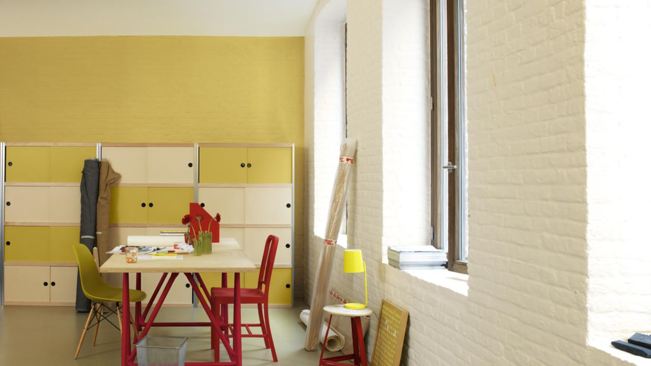 Create a welcoming mood with sunny shades + colours and products in ...