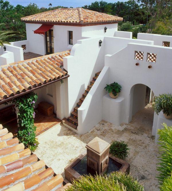 Mediterrane Architektur farbe deko und andere kennzeichen mediterraner architektur houses