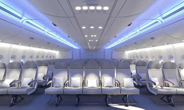 Introducing Budget Economy As Extra Seat Added To Every Row In