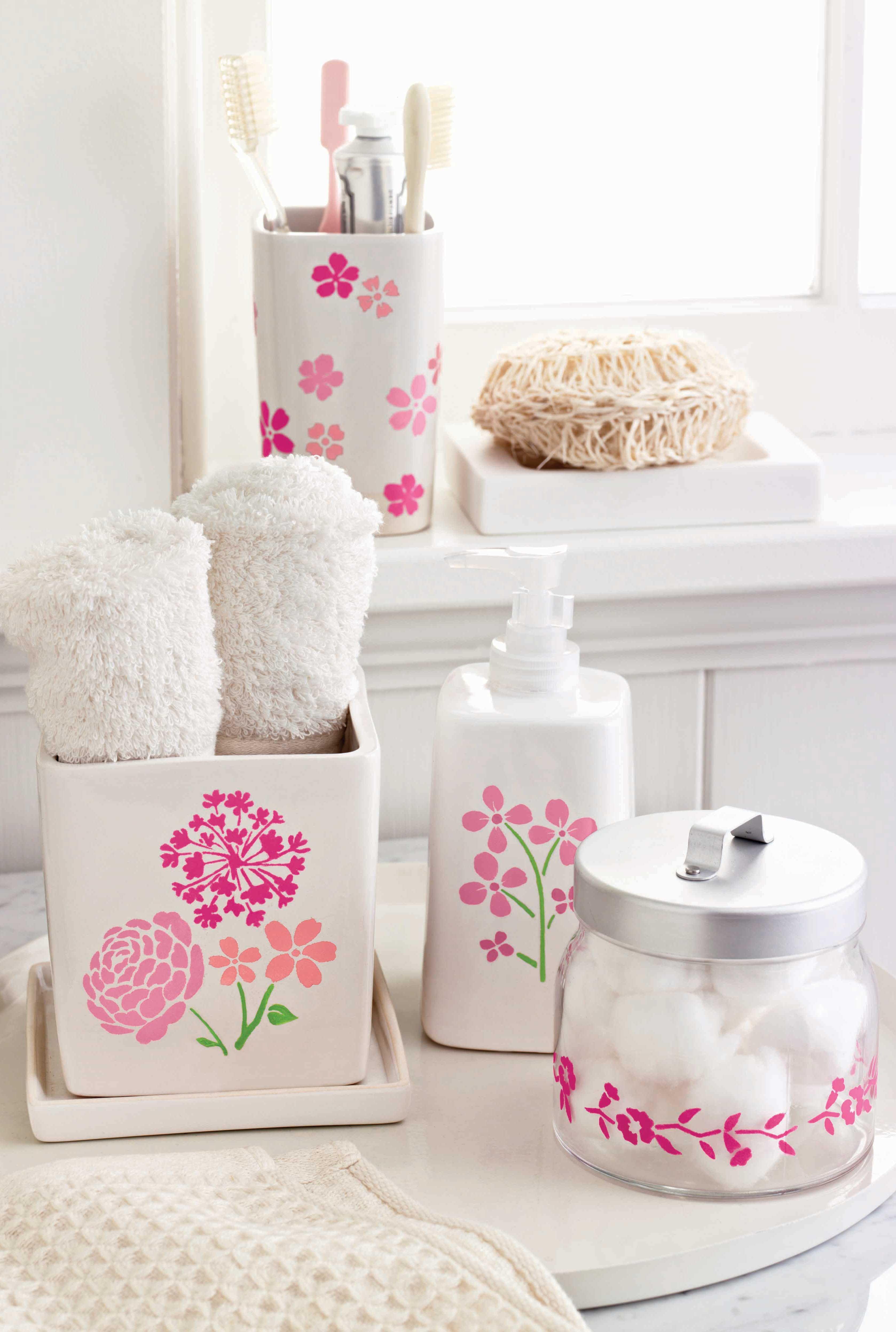 Martha Stewart Crafts Blossoms Adhesive Stencils | Pinterest | Reuse ...