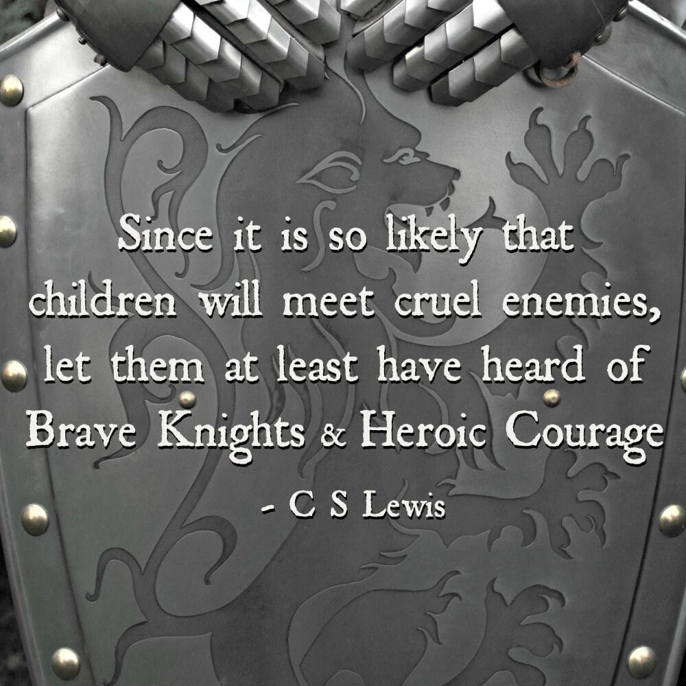 C. S. Lewis on Twitter