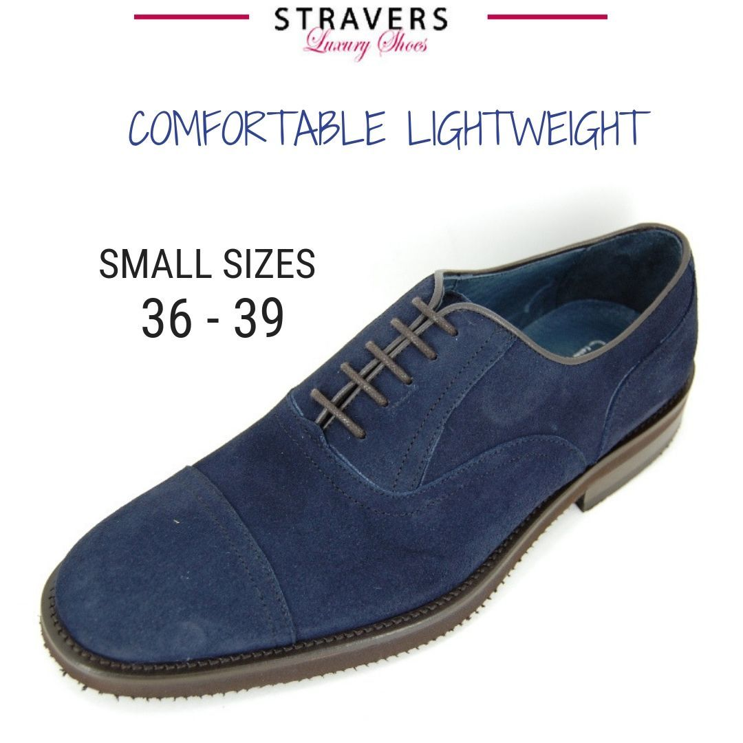 Blue Suede Shoes For Men With Small Feet Blue Suede Shoes Business Casual Shoes Dress Shoes Men