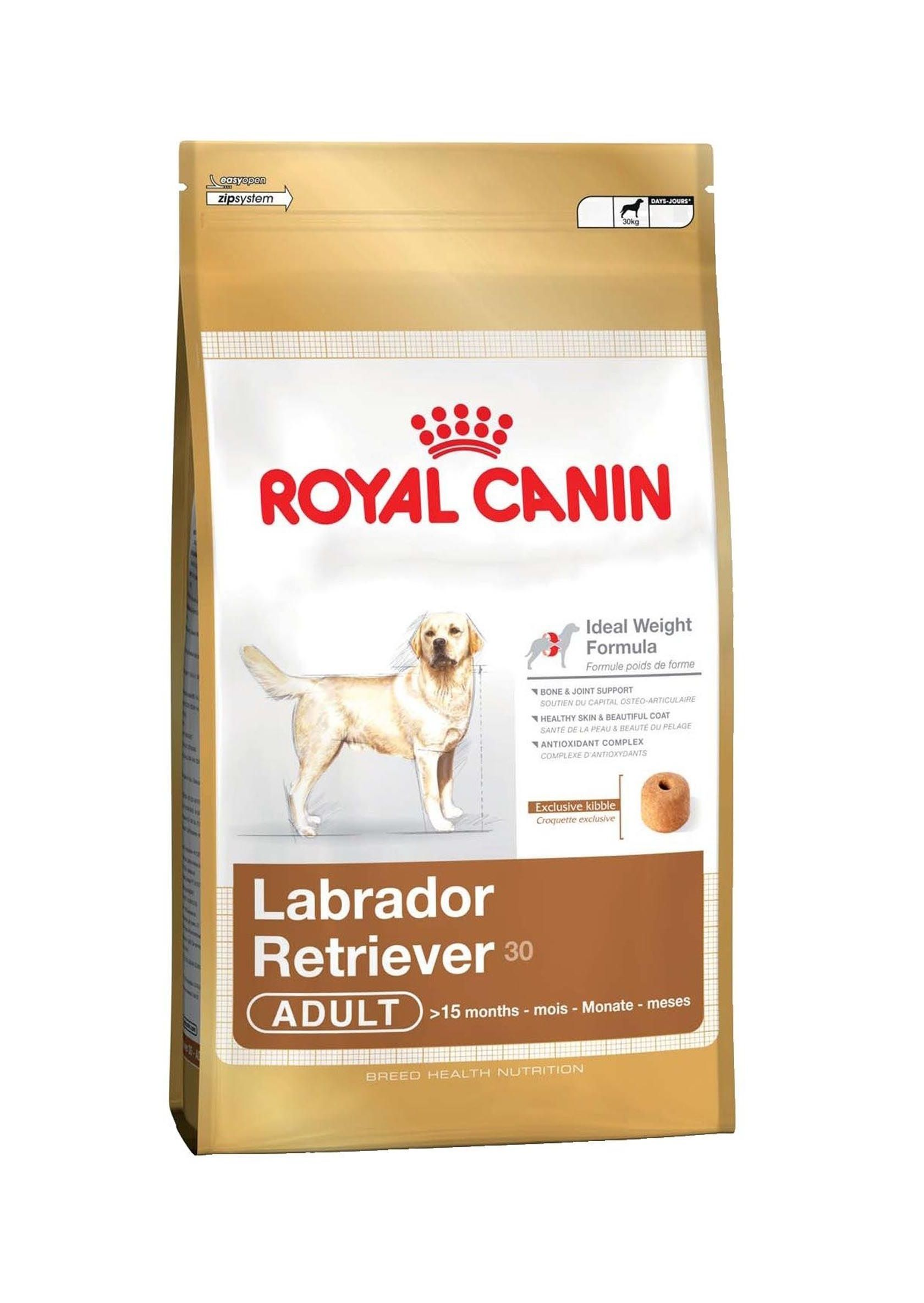 8 Off On Royal Canin Labrador Adult 3kg Royal Canin Dog Food