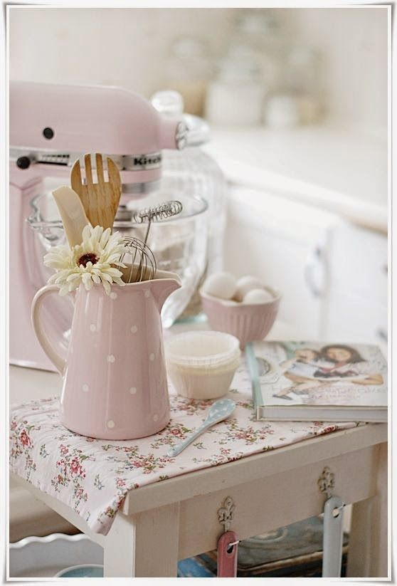 Photo of Beautiful kitchens in pastel colors – furnishing ideas