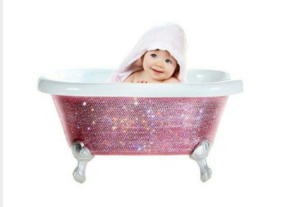 Pink diamond tub $5,200 | Play*Time | Pinterest