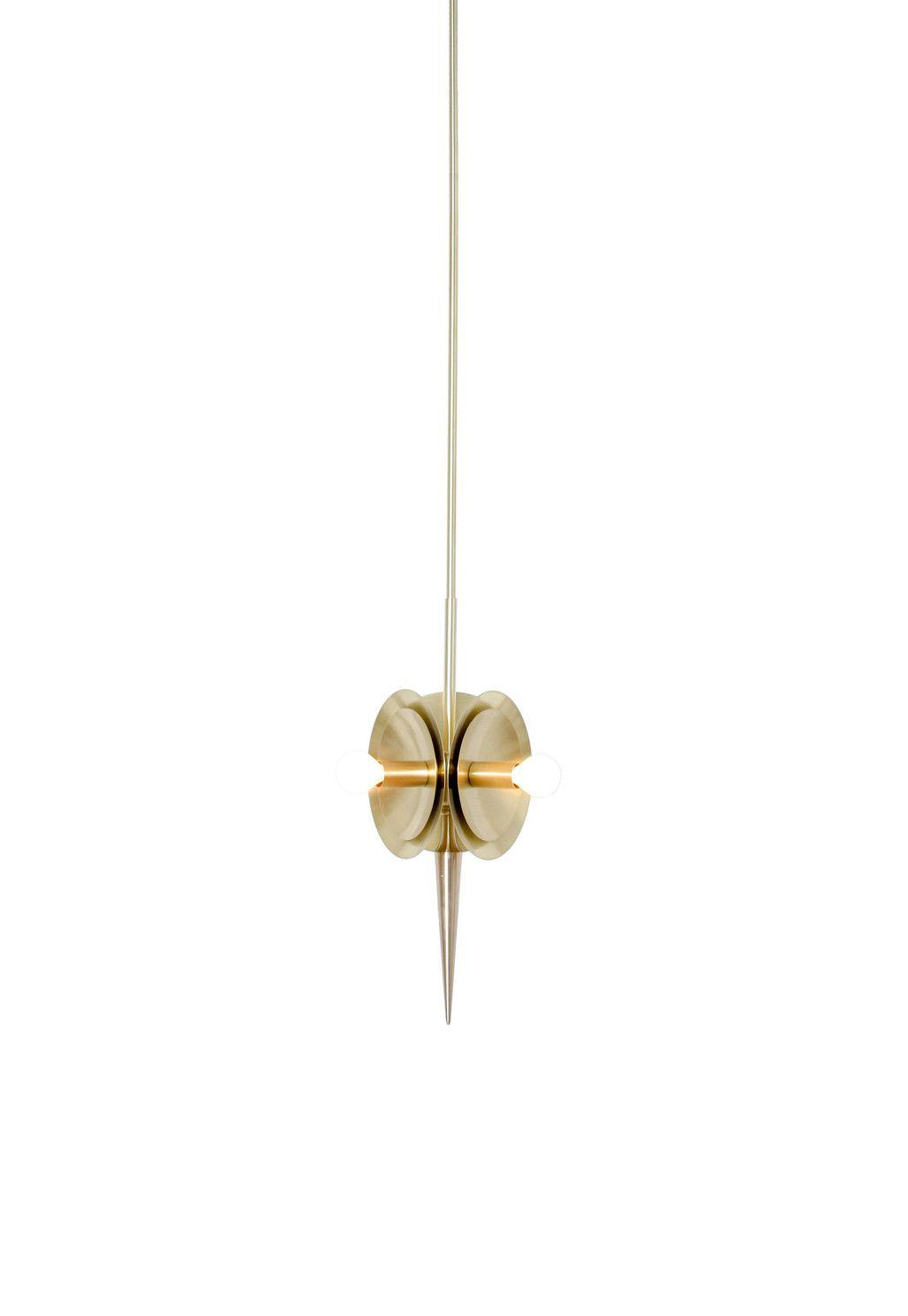 Consort / Concentric No. 3 pendant