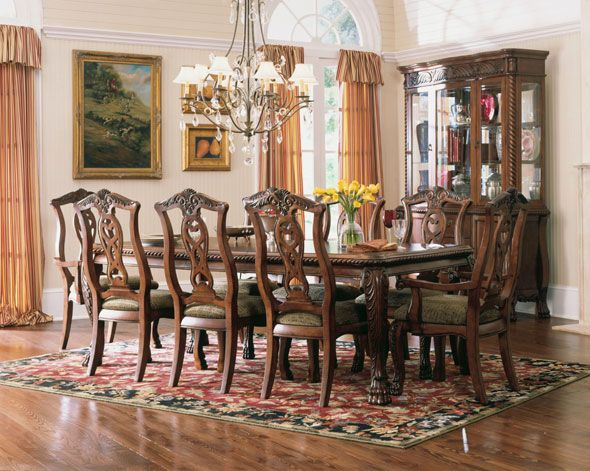 Country French Formal Dinning Room Dining Room Ideas