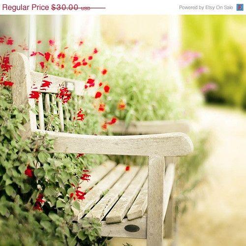 Shabby+Chic+Garden+Decor | shabby chic fall colors autumn garden ...