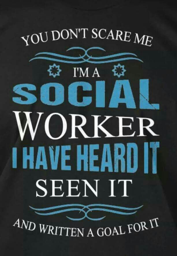 how to call a social worker