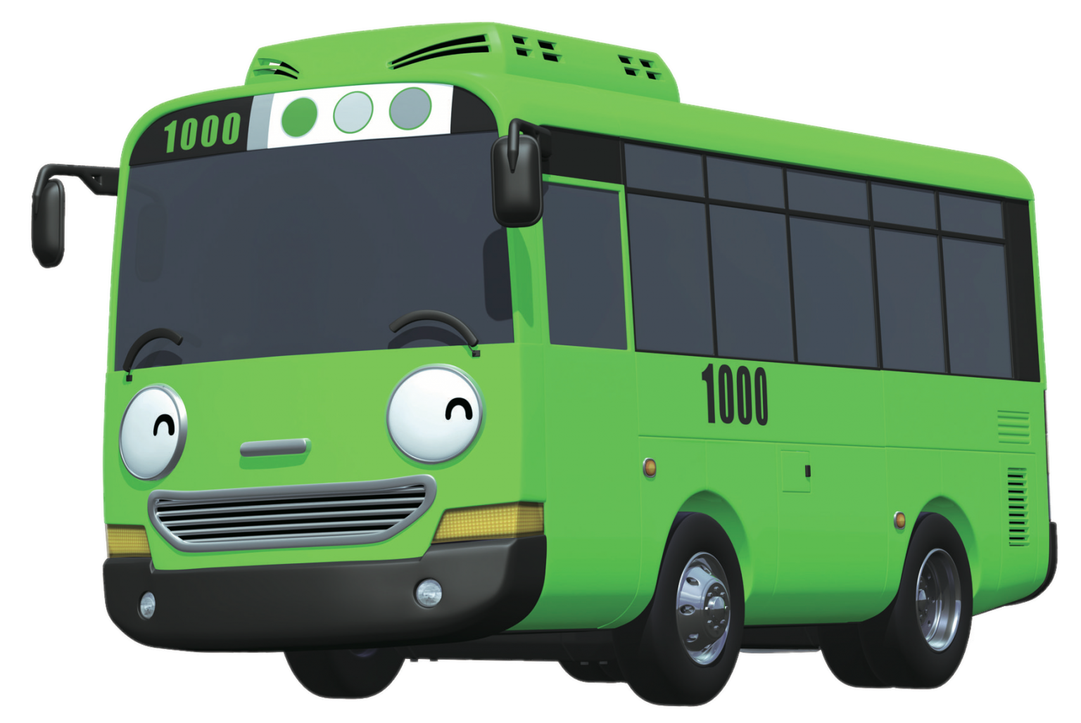 Check Out This Transparent Tayo The Little Bus Character Rogi Smiling Png Image Tayo The Little Bus Little Bus Hawaiian Party Decorations