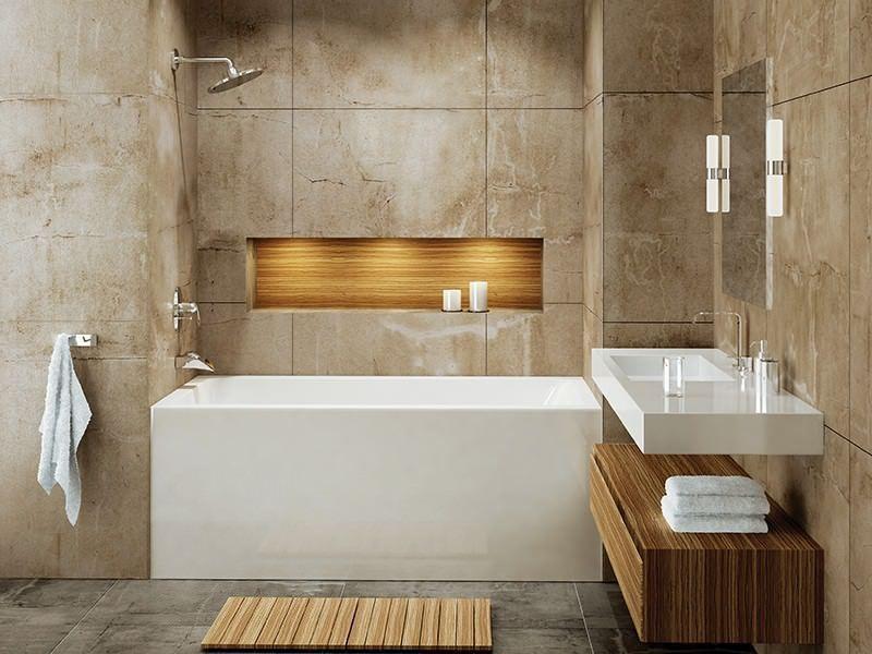 Adora - Skirted Baths | Mirolin | Beautiful Spaces: Bathrooms ...