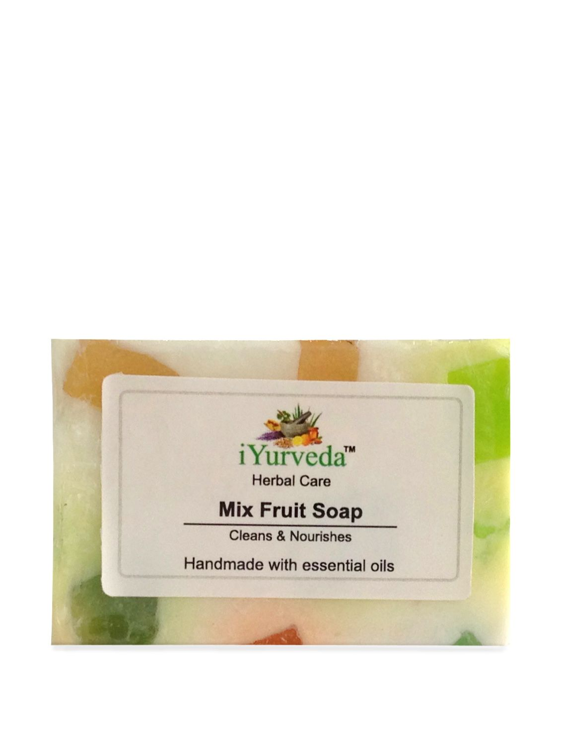 nourishing fruity soap herbal mixed fruit soap cleans