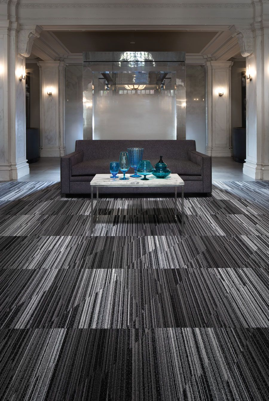 Durkan's Tessarae, a carpet tile collection designed for
