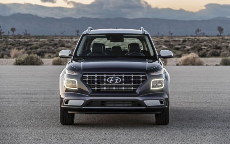 Hyundai Venue Sel 2020 Hyundai Venues Fuel Economy