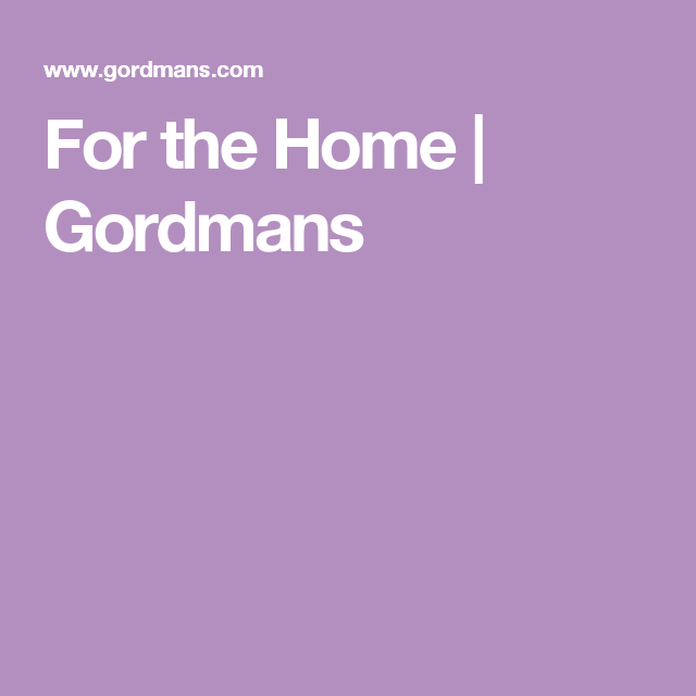 For the Home | Gordmans
