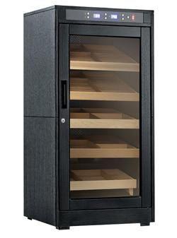 The Redford Lite Humidor Cabinet Prestige Imports 1250