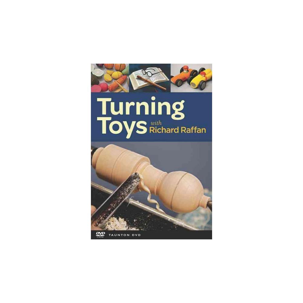 Turning Toys With Richard Raffan (DVD-ROM)