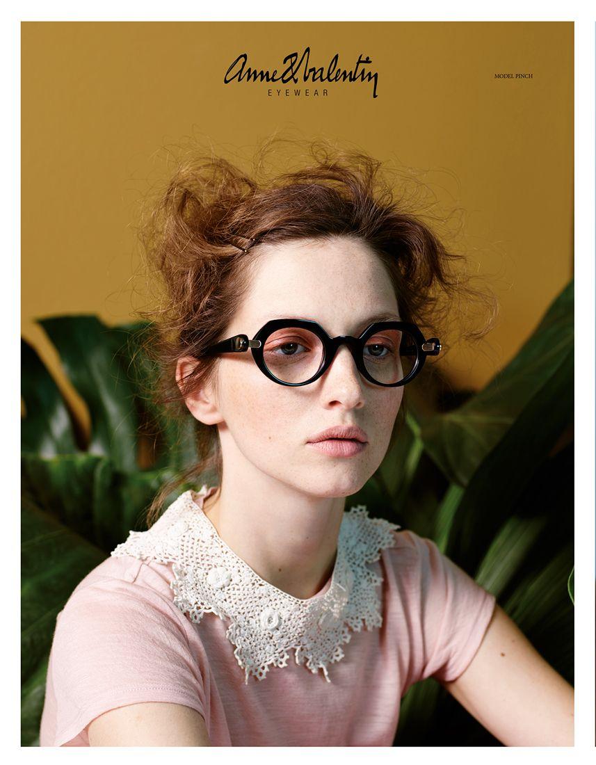 Anne et Valentin Eyewear - Model Pinch -photo Delphine Chanet   Anne ...