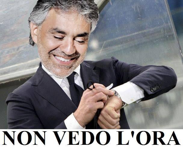 Bocelli Umorismo Su Fotografia Immagini Divertenti Meme Divertenti