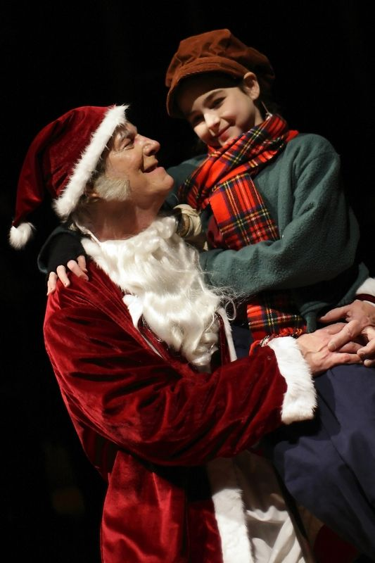 Scrooge The Musical (2008)