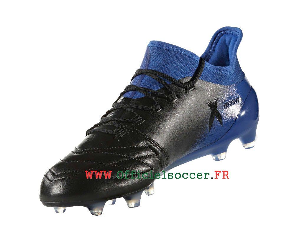 chaussure de football homme adidas cuir